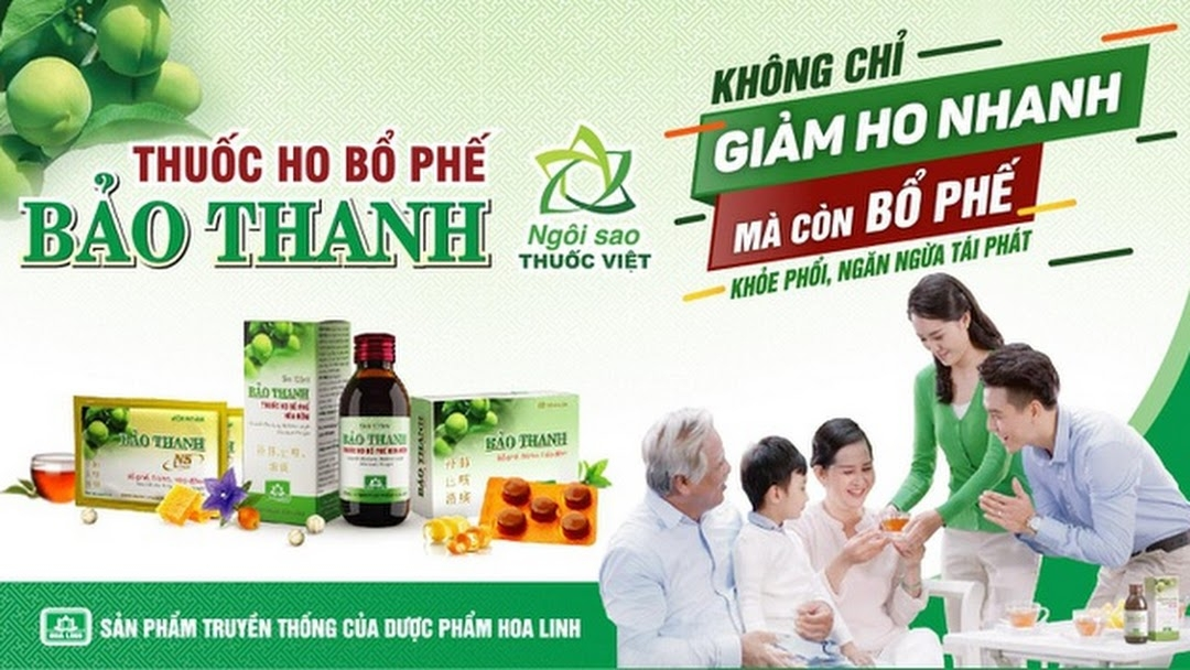 Thuốc ho bổ phế Bảo Thanh (@thuochobophebaothanh) Cover Image