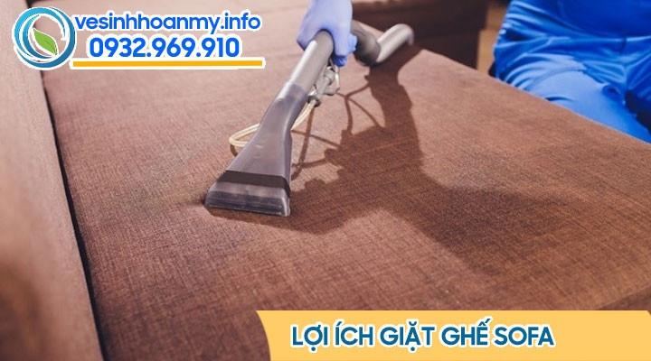 HOANMYHYG - Giặt sofa (@hoanmyhyg) Cover Image