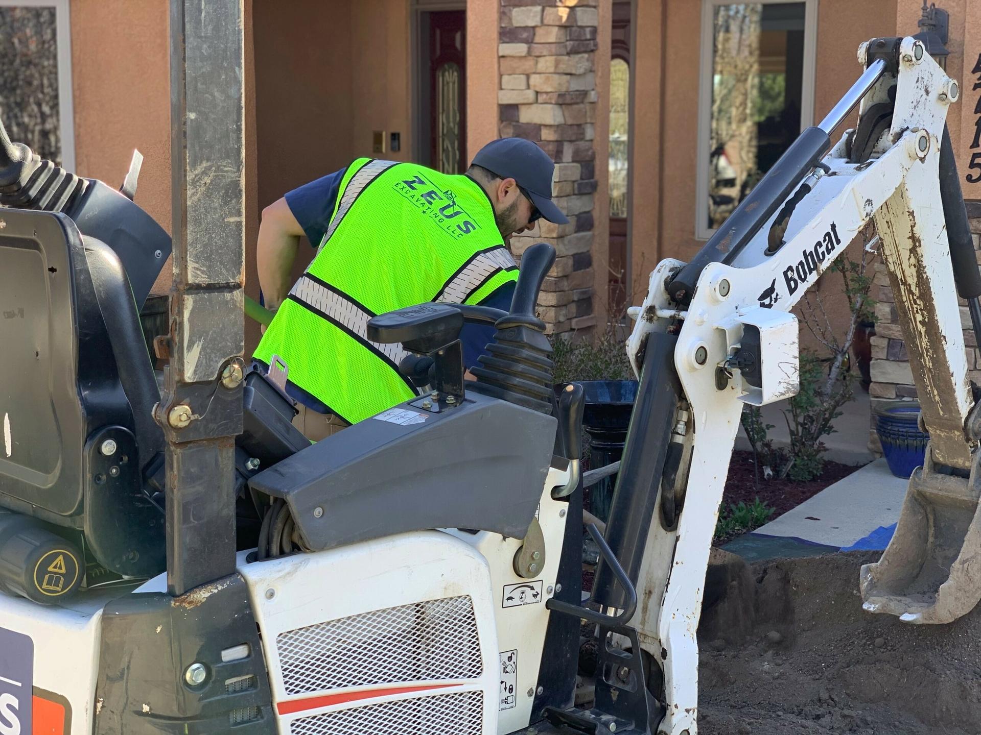 Zeus Excavating LLC (@zeusexcavating) Cover Image