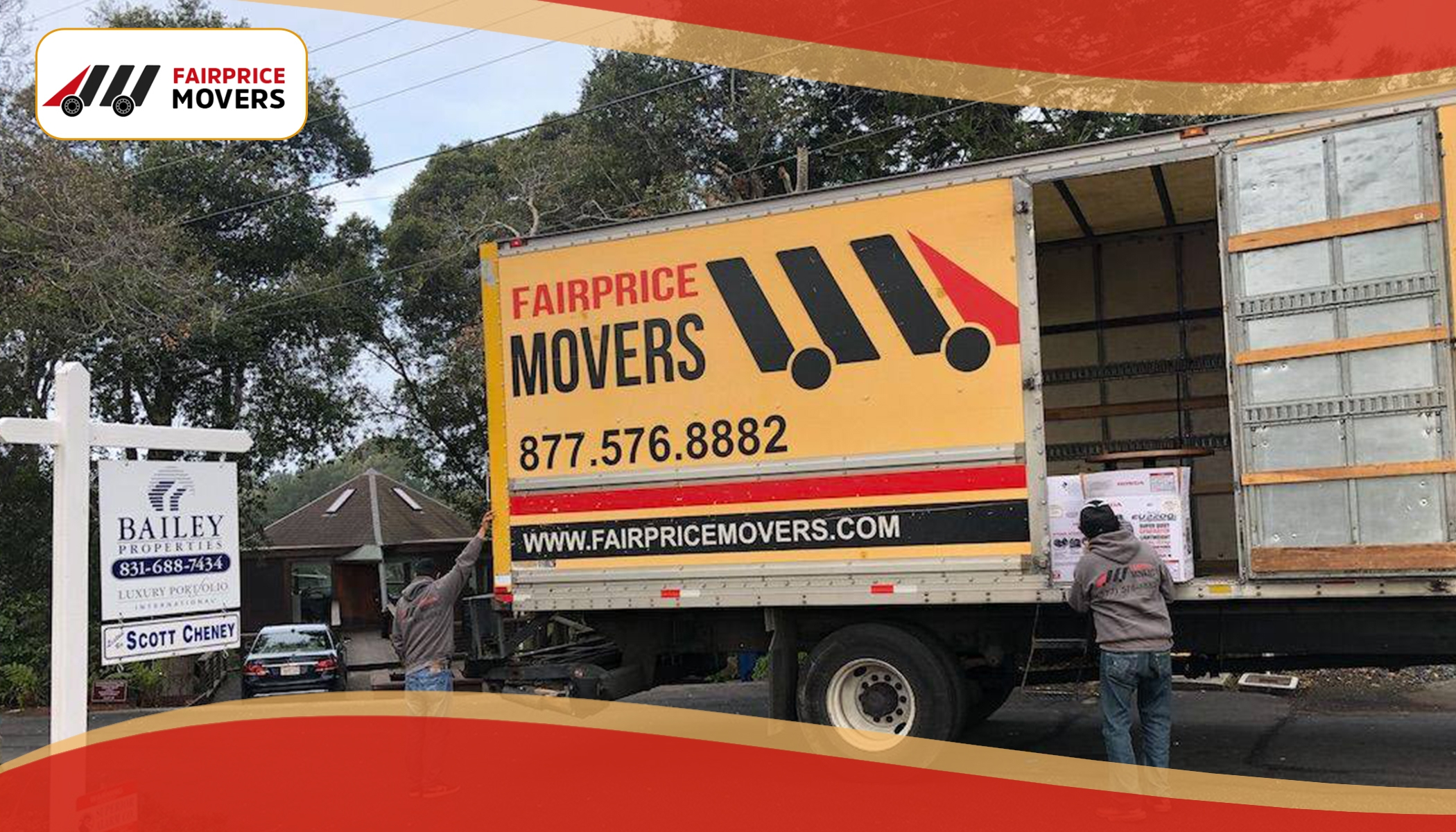 Fairprice Movers (@fairpricemovers) Cover Image