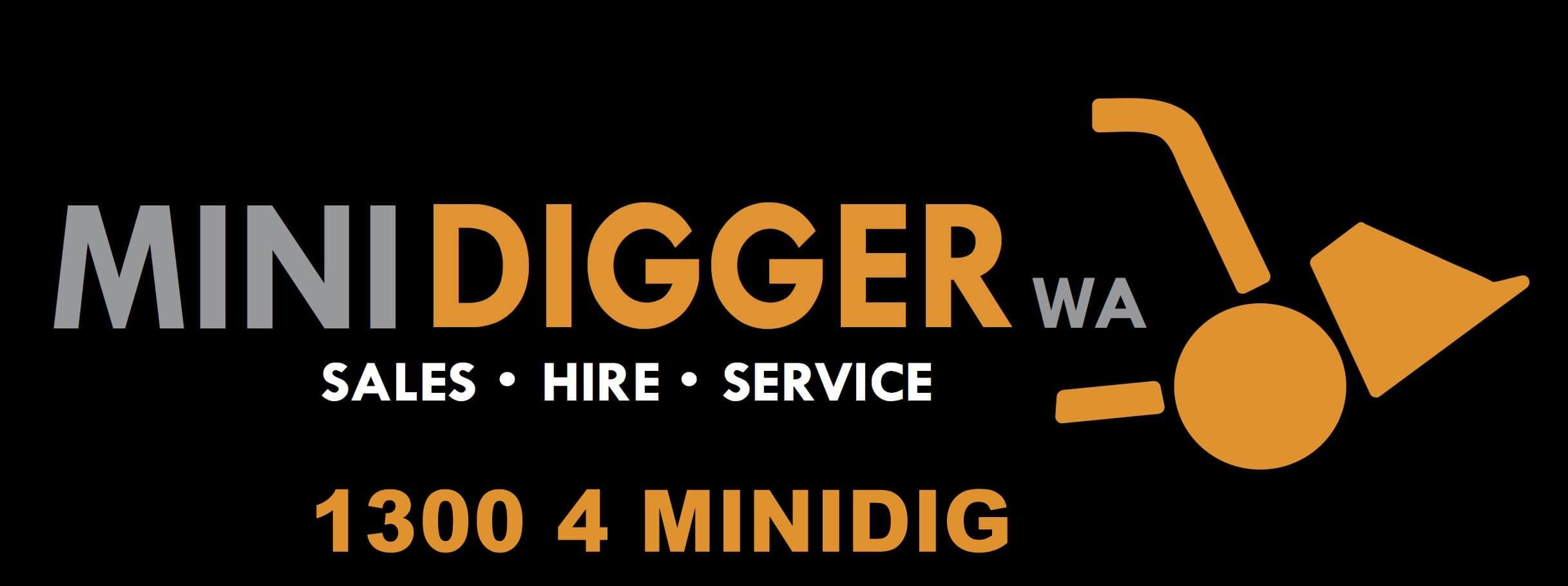Mini Digger WA (@minidiggerwa) Cover Image