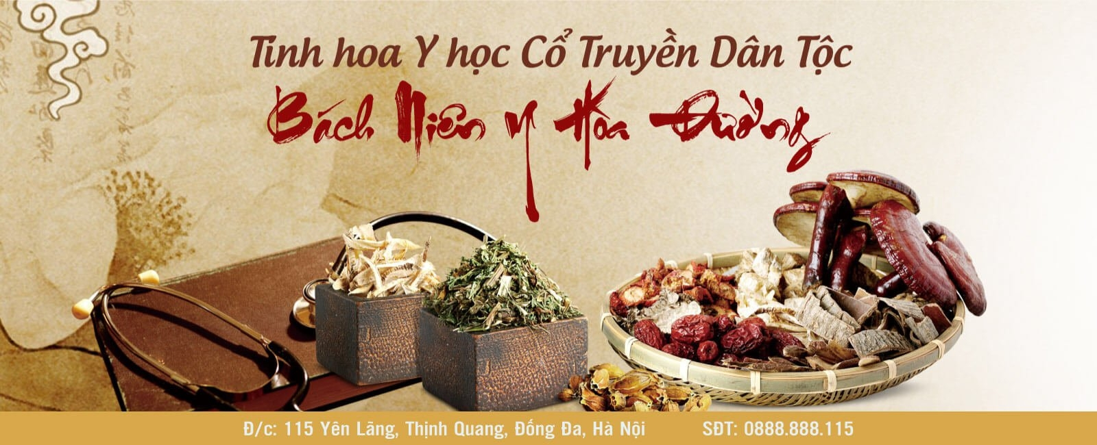 Bách Niên Y Hòa Đường (@yhoaduong115) Cover Image