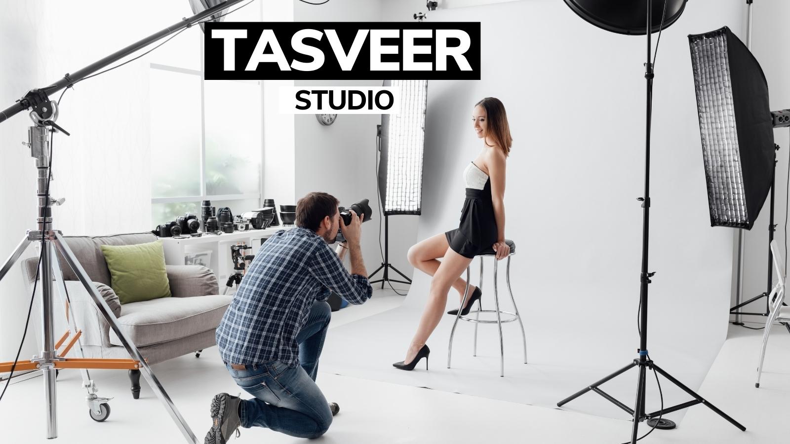 Tasveer Studios (@tasveerstudios) Cover Image