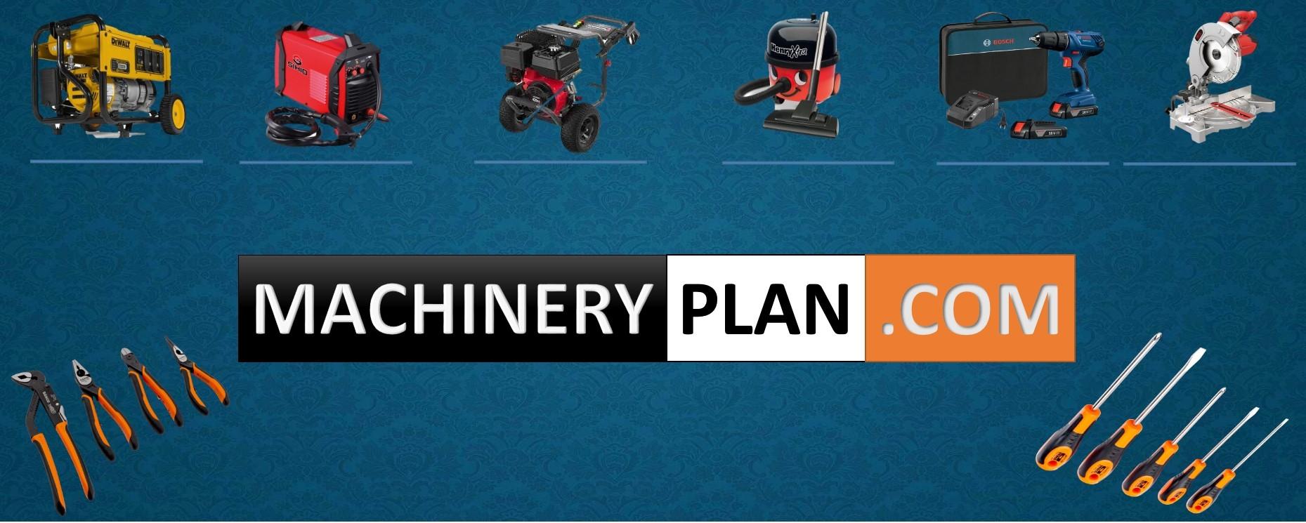 Machinery Plan (@machineryplan) Cover Image