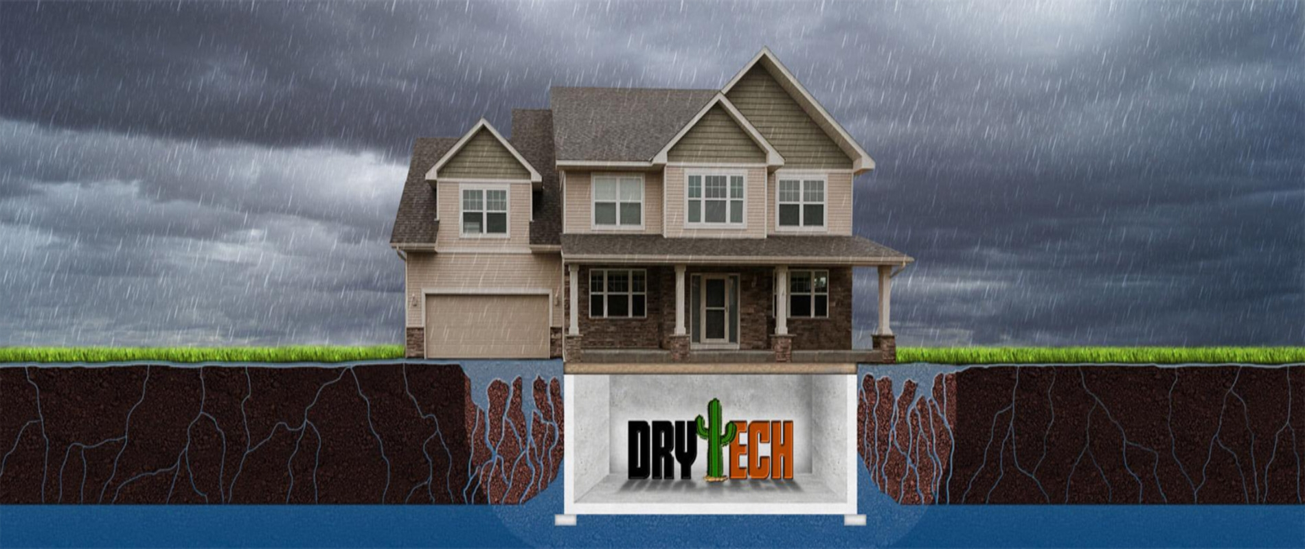 Dry Tech Waterproofing Solutions (@drytech) Cover Image