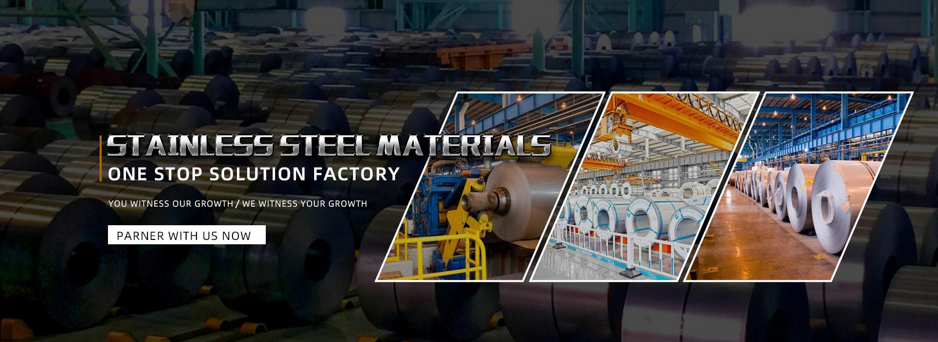 Foshan Shinning Star Metal Materials Co. , Ltd (@sstarstainlesssteel) Cover Image