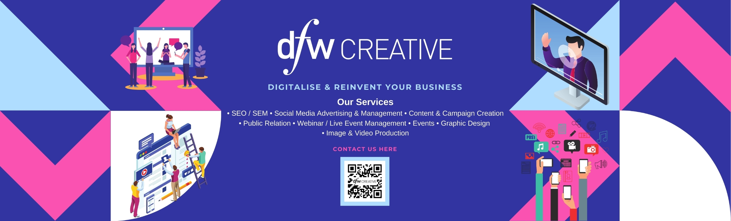 DFW Crea (@dfwcreative) Cover Image