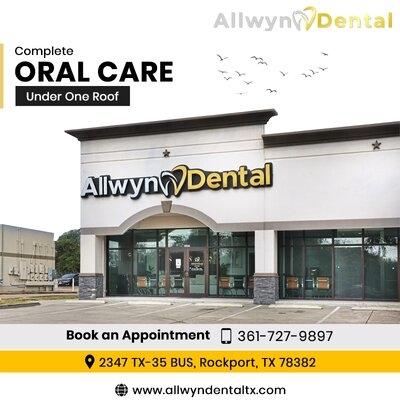 Allwyn Dental (@allwyndentaltx) Cover Image