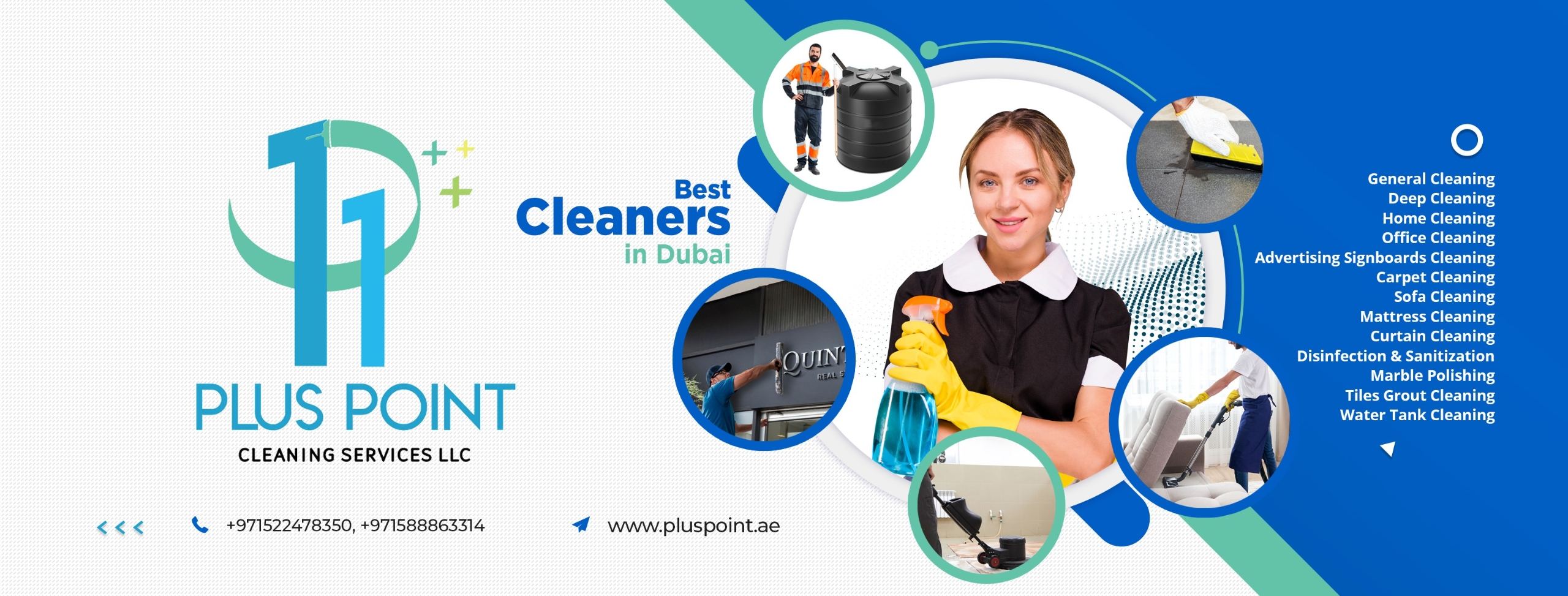 Pluspoint Cleaning Services  (@pluspointae) Cover Image