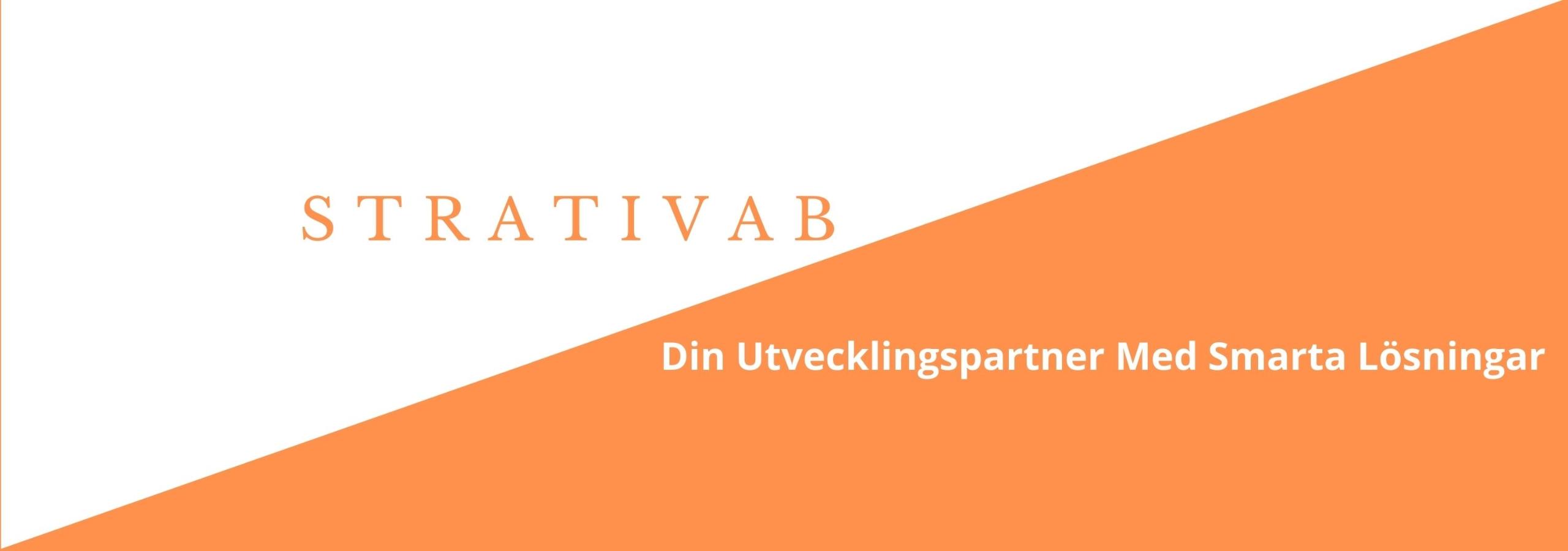 Strativ AB (@strativab) Cover Image