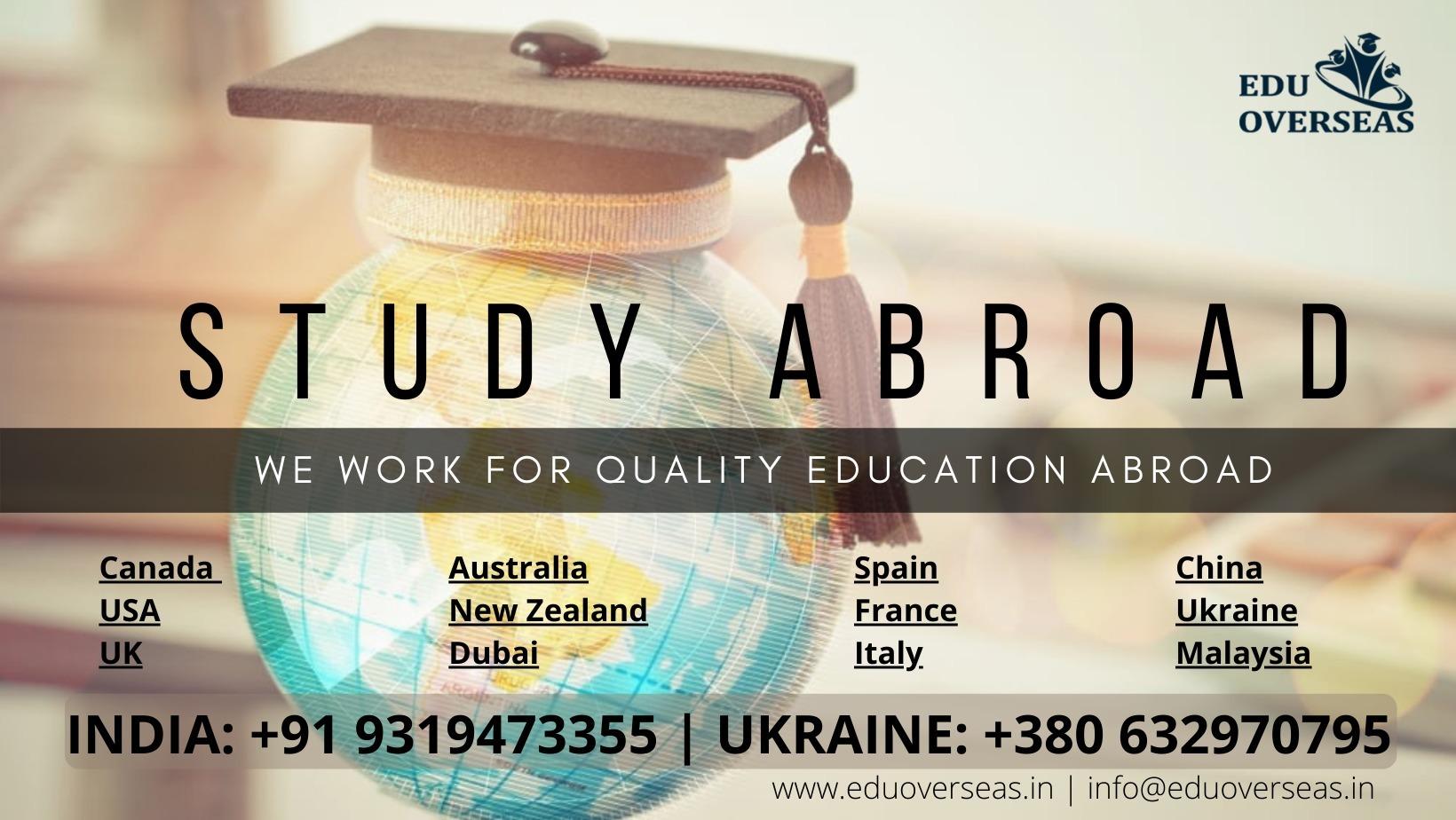 EDU Overseas (@studymbbsukraine) Cover Image