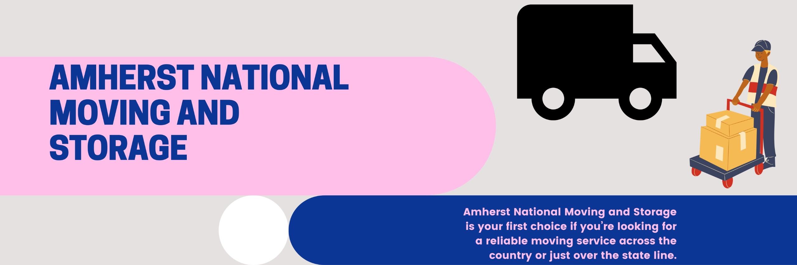 Amherst National Moving and Storage (@amherstnationalmovingandstorage) Cover Image