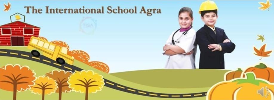 THE INTERNATIONAL SCHOOL AGRA (@tisagra) Cover Image