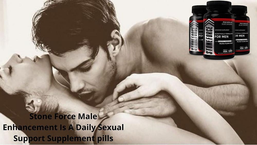 stone force male enhancement (@devinplanas) Cover Image