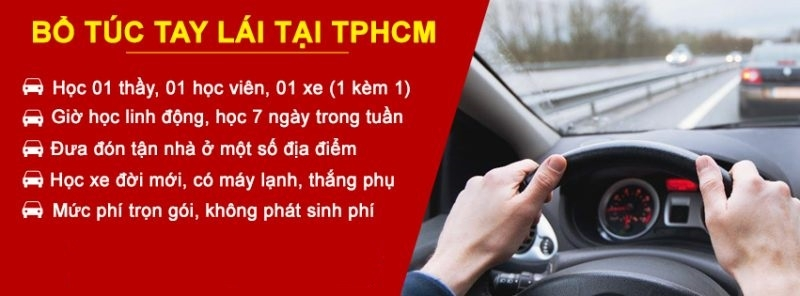 Thuê xe tập lái TPHCM (@thuexetaplaitphcm) Cover Image