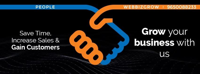 WebBizGrow (@webbiz123) Cover Image