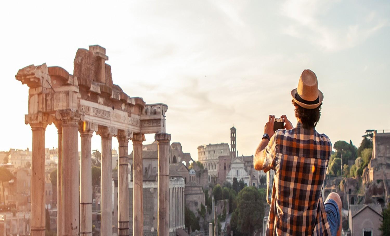 Rome  (@rometourstravel) Cover Image