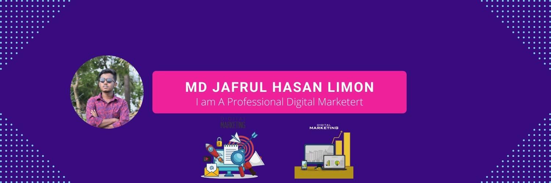 Md Jafrul Hasan Limon (@jafrulhasanlimon) Cover Image