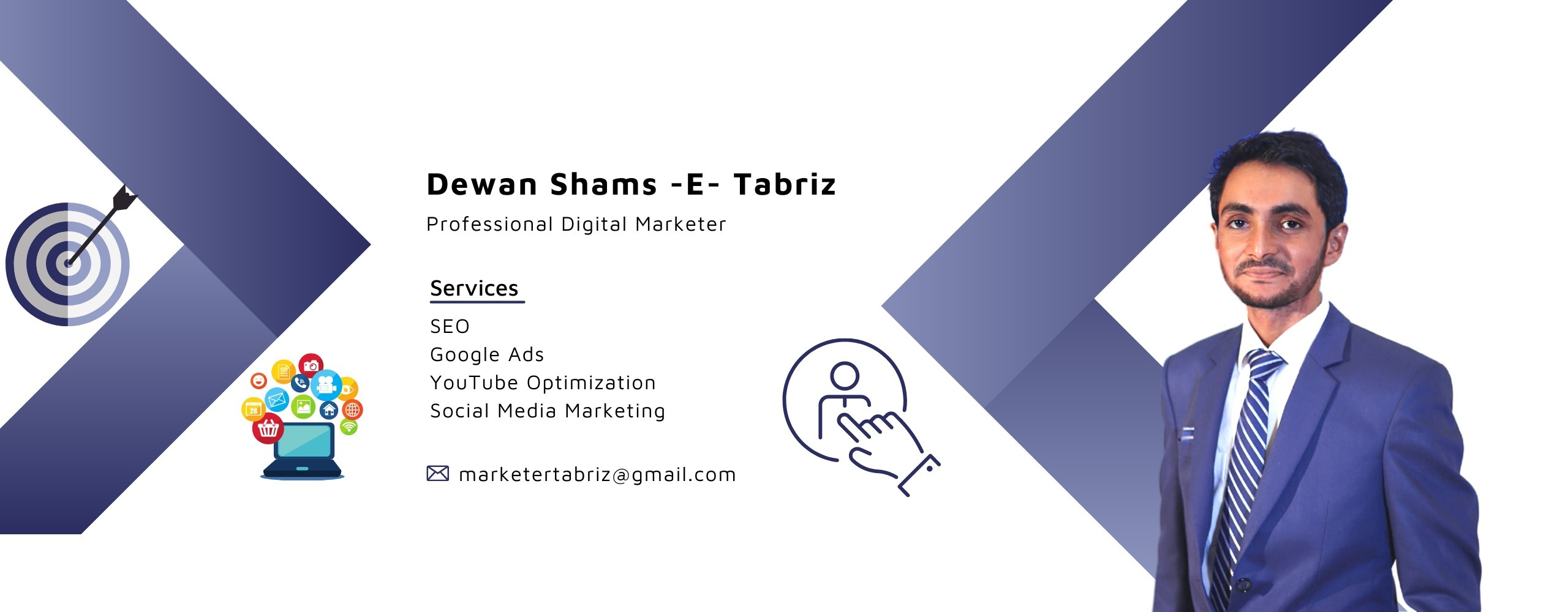 Dewan Shams -E- Tabriz (@freelancertabriz) Cover Image