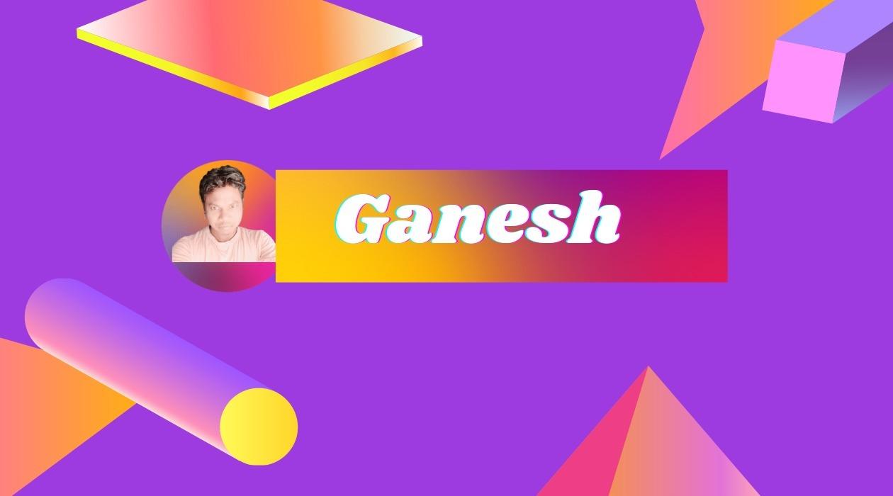 Ga (@ganesh) Cover Image