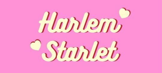 Harlem Starlet (@harlemstarletinau) Cover Image
