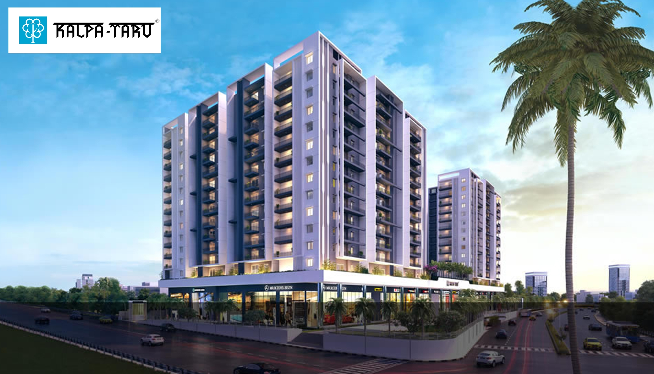 Kalpataru Properties (Thane) Pvt. Ltd. (@kalpatarugroup) Cover Image