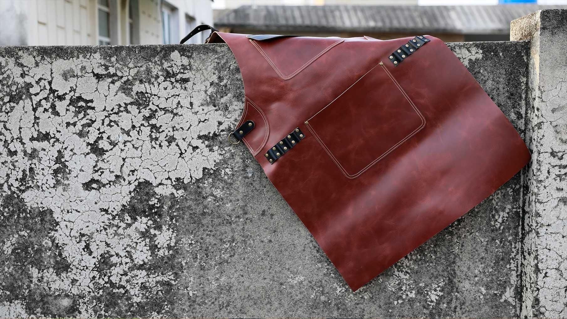 Leather Apron (@leatherapron) Cover Image
