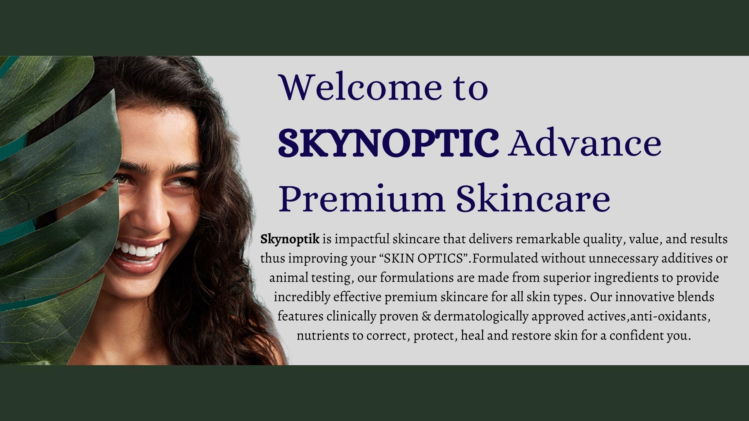 Skynoptik - Impactful Skincare (@skynoptik) Cover Image