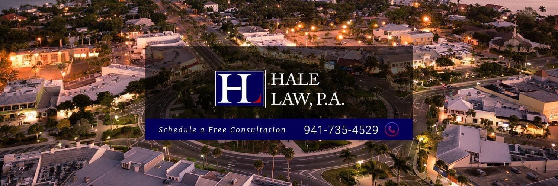 Hale Law, P.A. (@halelawpafl) Cover Image