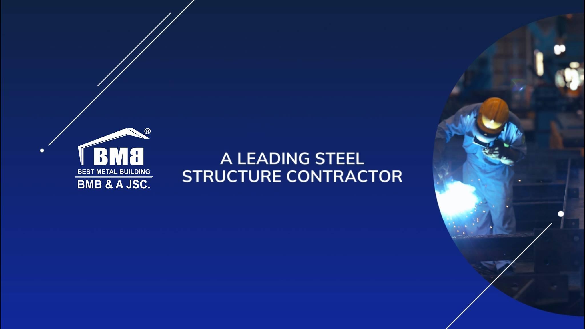 Công Ty Xây Dựng Nhà Thép Tiền Chế - BMB Steel (@nhatheptienchebmb) Cover Image