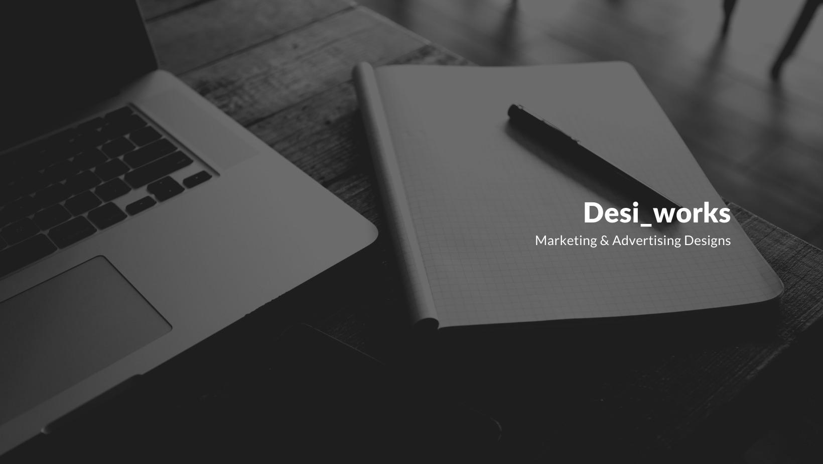 Desi_wor (@desi_works) Cover Image
