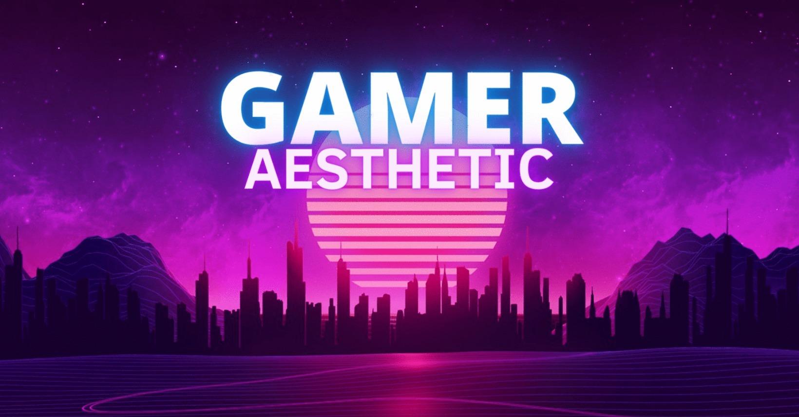 Gamer Aesthetic  (@gameraestheticse) Cover Image