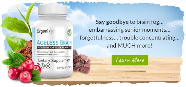 Organixx Ageless Brain (@organixxagelessbrain) Cover Image