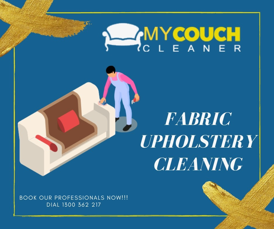 Upholstery Cleaning Brisbane (@mycouchcleanerbrisbane) Cover Image