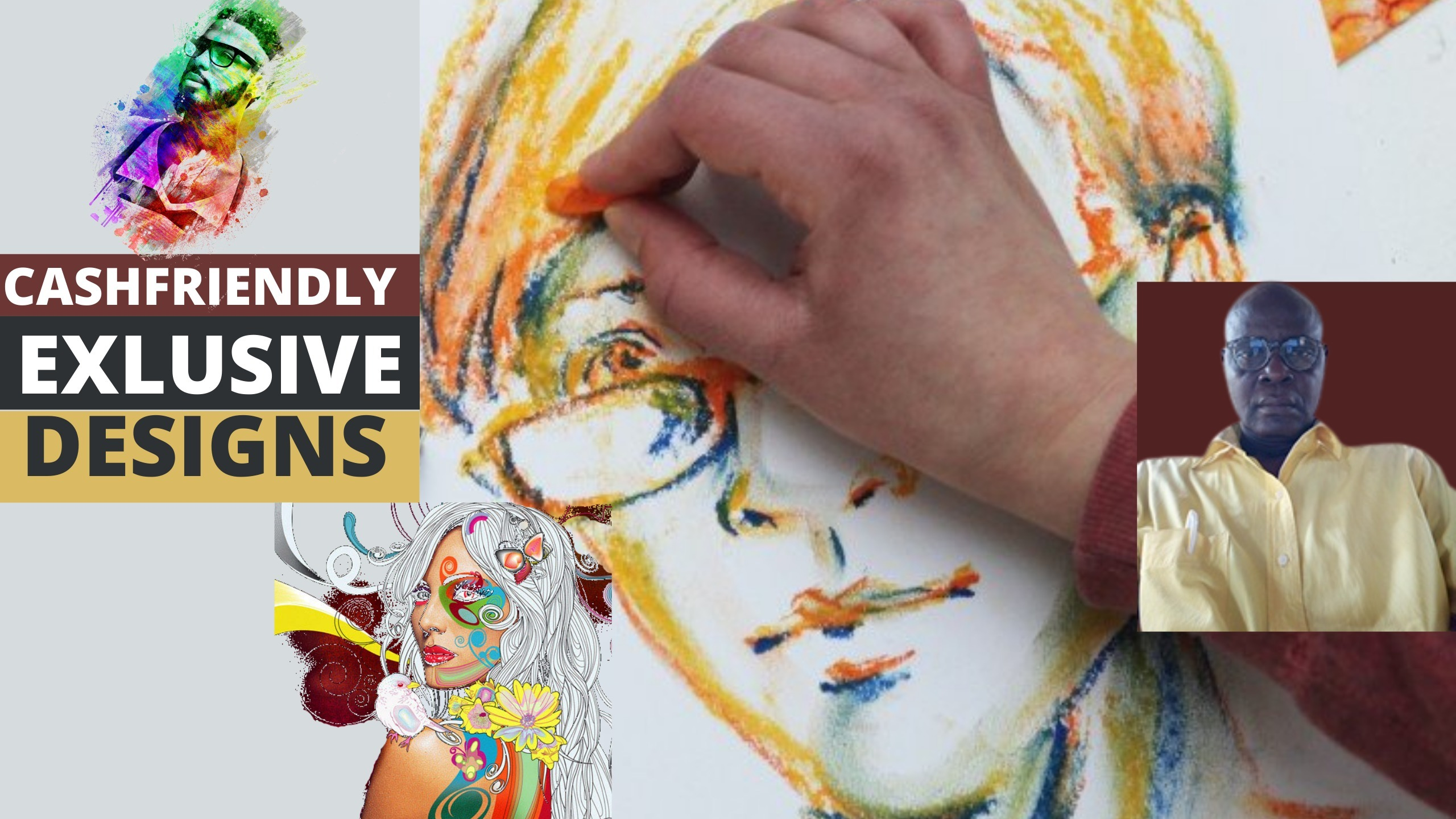 CashFriendly Exlusive Design (@cashfriendly) Cover Image