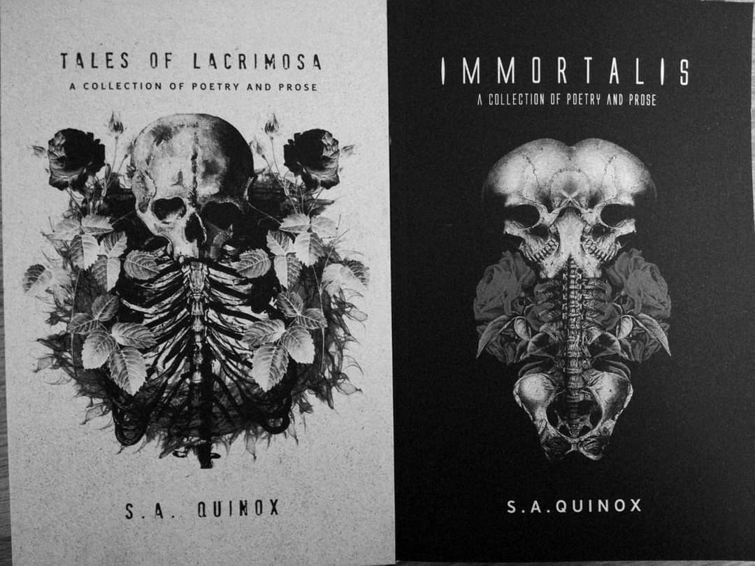 S.A. Quinox  (@quinoxpoetry) Cover Image