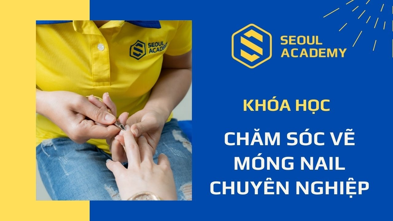 Seoul Academy (@hocnailchuyennghiep) Cover Image