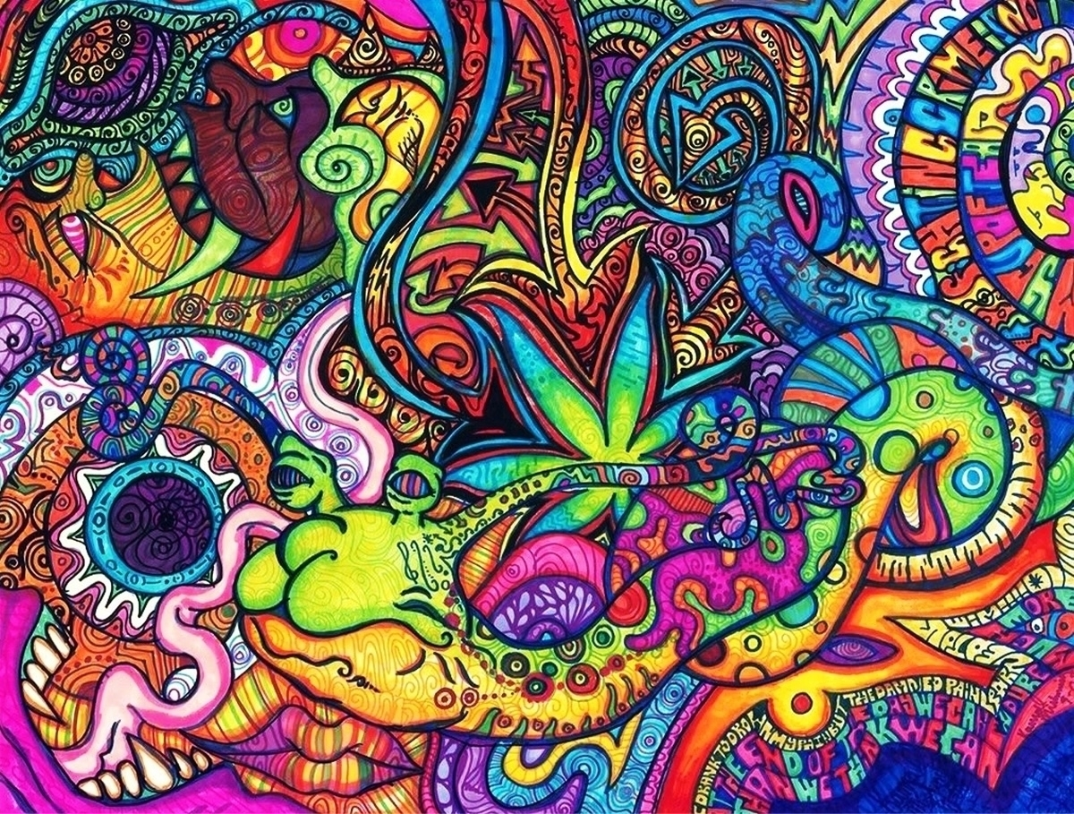 @psychedelicvisionr Cover Image