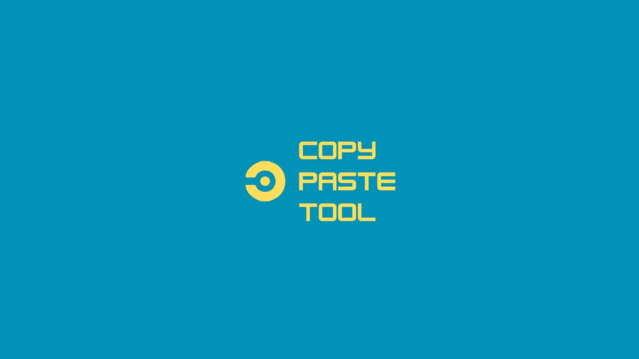Copy (@copypastetool) Cover Image