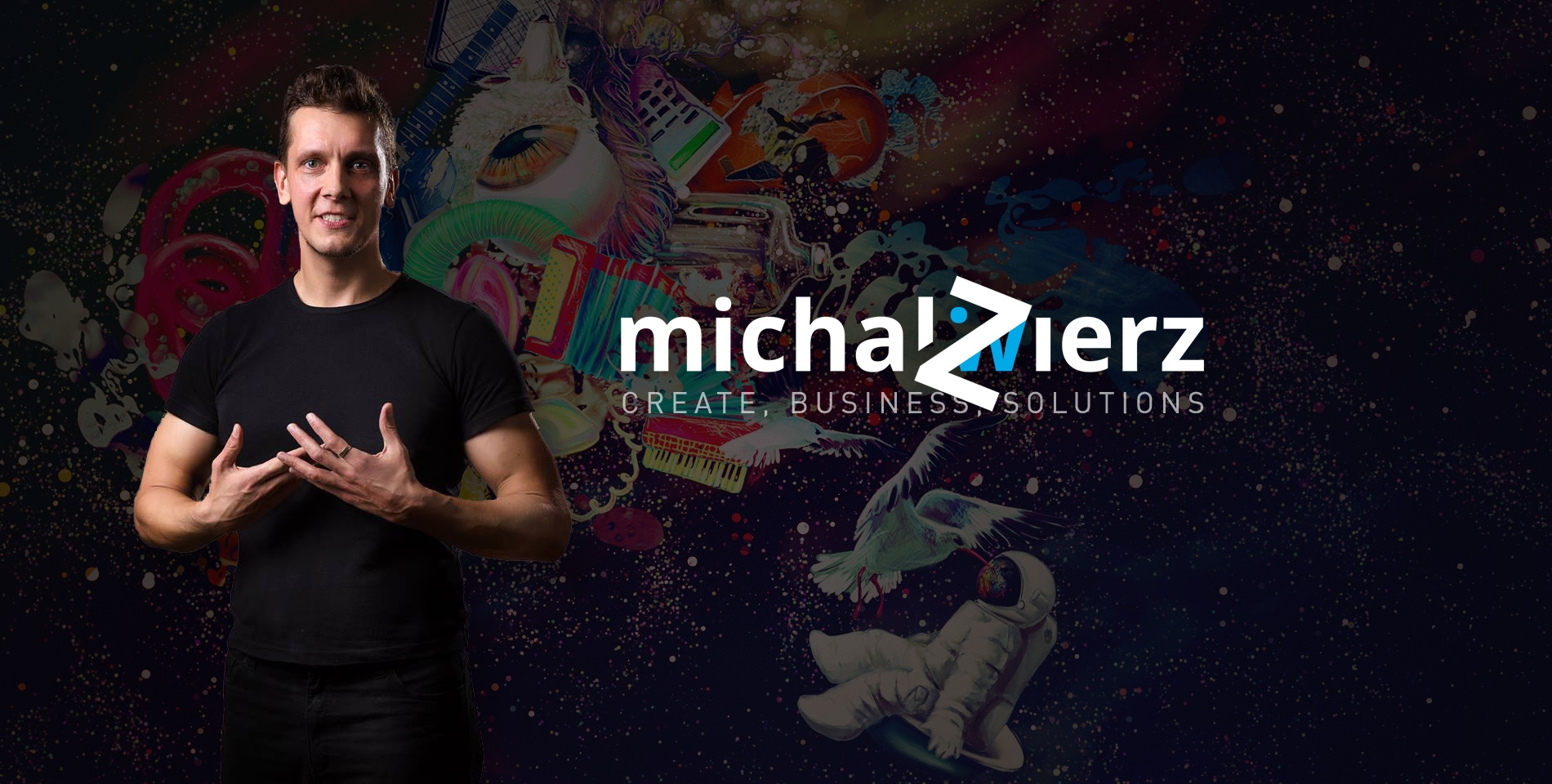 Michał Zwierz (@michalzwierz) Cover Image