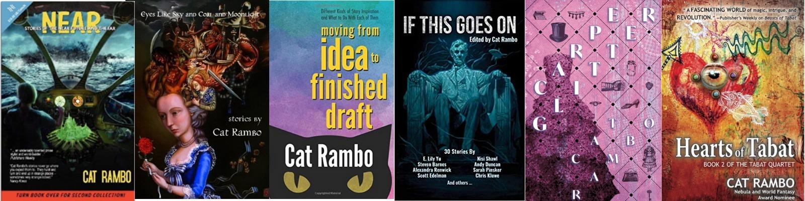 Cat Rambo (@catrambo) Cover Image