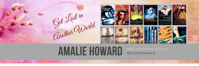 Amalie Howard  (@amaliehoward) Cover Image