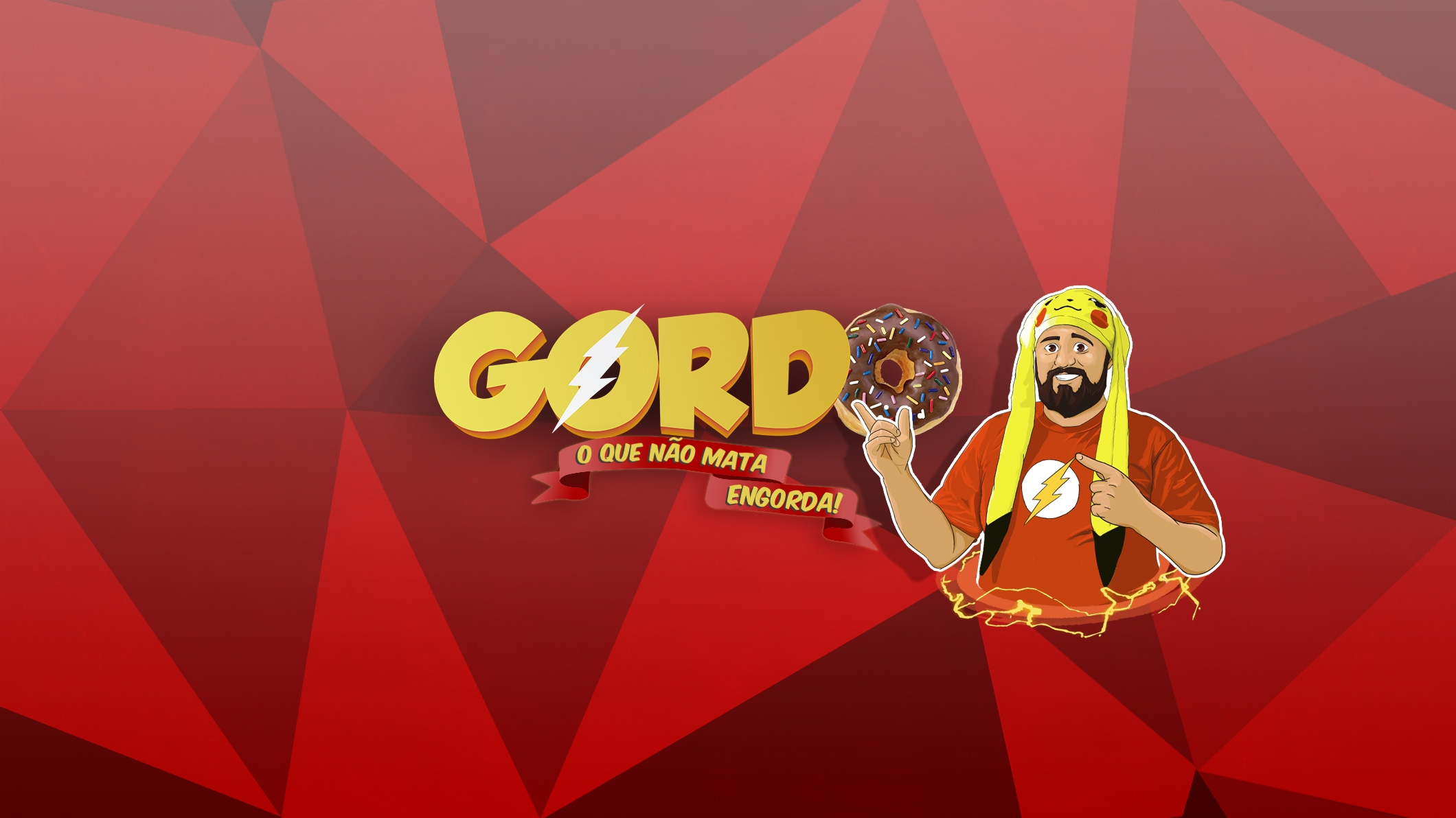 Canal do Gordo (@canaldogordotv) Cover Image