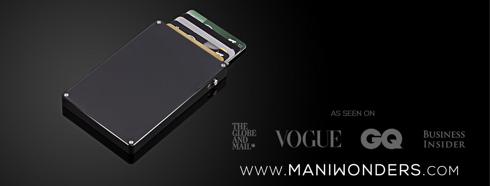 MANI WONDERS (@maniwonders) Cover Image