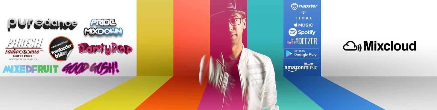 DJ Kevin Evans (@djkevinevans) Cover Image