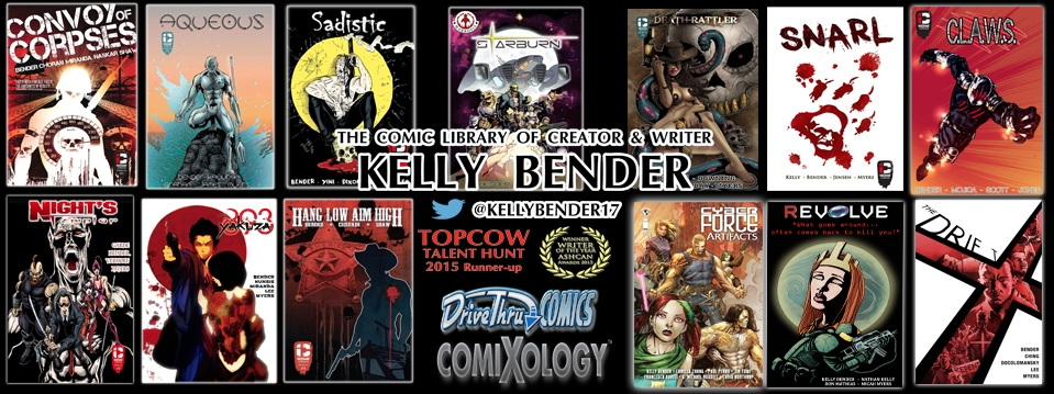 Kelly Bender  (@kellybender) Cover Image