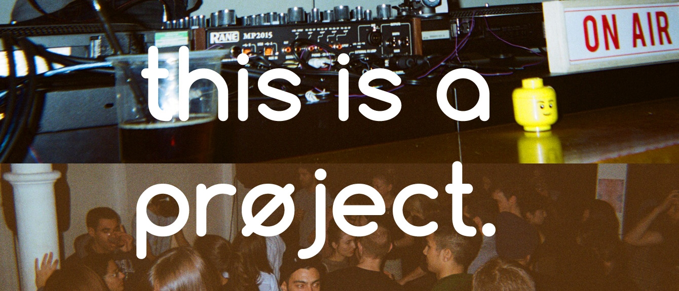 (@thisisaproject) Cover Image