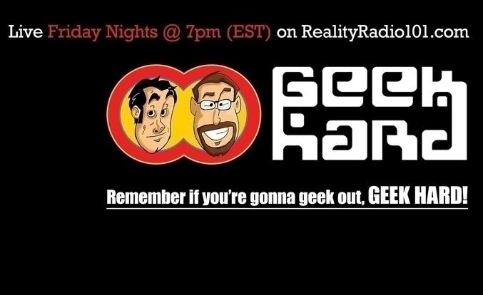 Geek Hard (@geekhard) Cover Image