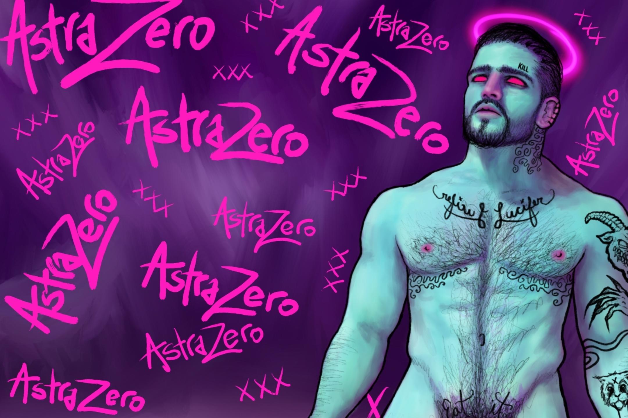 Astra Zero (@astrazero) Cover Image